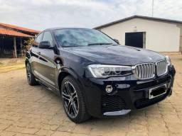 BMW X4 Xdrive 35I M Sport 306HP Top de linha - 2016