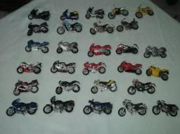 Miniaturas de motos - diversos modelos