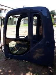 Cabine de Escavadeira cx 220 Case