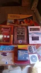 Material de estudo biblico (vendo ou troco)