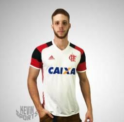 Camisa Original Flamengo Adidas II 2016 17. Tam  P 1e60075a3cd35
