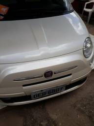 Fiat 500 cult dualogic - 2012