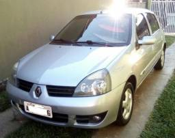 "Renault Clio Hatch Privilege 1.6 16v Flex 2007 Placa """"A"""" 2º Dono - 2007"