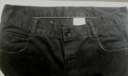 Calça Jeans preta - Nova (Somente venda)