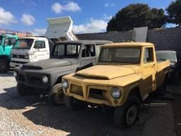 Peças de Jeep