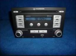 Rádio Original Volkswagen com USB