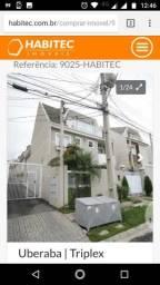 Imperdível - Sobrado Triplex no Uberaba - R$ 375 mil