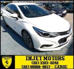 Chevrolet cruze sedan 2017 1.4 turbo ltz 16v flex 4p automÁtico - 2017