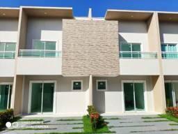 Duplex nova em condominio, 2 suítes, 2 vagas, lazer, prox. a ce040, oportunidade!