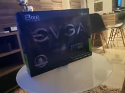 Placa de vídeo gtx 1070 8gb EVGA
