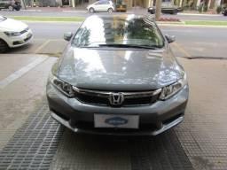 HONDA CIVIC 2013/2013 1.8 LXL 16V FLEX 4P AUTOMÁTICO - 2013