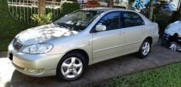 Corolla XEi 1.8 automático impecável - 2005