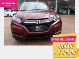HONDA HR-V 2017/2018 1.8 16V FLEX LX 4P AUTOMÁTICO - 2018