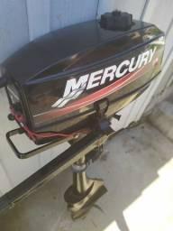 Motor de popa Mercury 3.3hp 2014