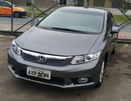 Honda Civic LXS Automático 2013/14 - 2014