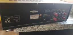 Power Amplificador Sony ES55-Nem Marantz,nem Pioneer,nem Gradiente/ Polyvox