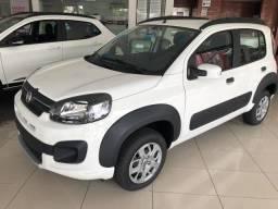 Fiat Uno Way 1.0 Flex19/20 - 2019