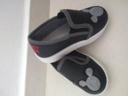 Sapato Mickey preto