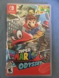 Troco Super Mario Odyssey