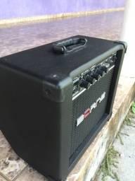 Amplificador Cubo Borne Impact Bass Cb60 20W P/ Contra Baixo