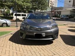 Toyota Corolla Gli Upper 1.8 Flex Automático 2016 Impecável - 2016