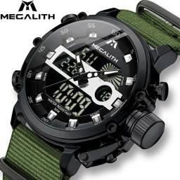 Relógios Megalith, Analógico/Digital, Esportivo/Militar