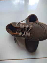 Sapato Infantil 35/36 Masculino R$30