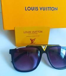 Óculos masculino óculos feminino Louis Vuitton