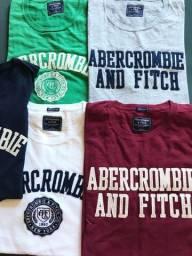 Camiseta Abercrombie & Fitch - Tam G
