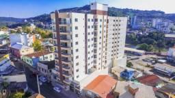 Apartamento com 2 dormitórios para alugar, 69 m² por R$ 1.200,00/mês - Centro - Herval d'O