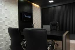 Sala Consultório / Escritório de alto padrão - 32m² - Pontual Shopping - Vila