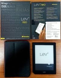 Lev neo leitor digital de livros da Saraiva