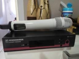 Sistema de microfone sem fio ew100 G3 sennhaiser