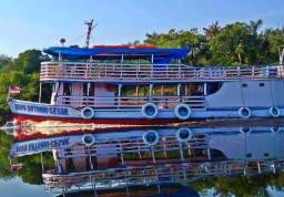 Aluguel de barcos Manaus