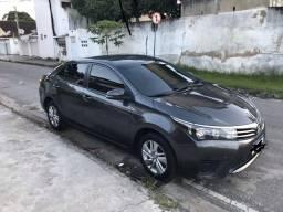Lindo Toyota corolla gli 1.8 completo 16/17 - 2017