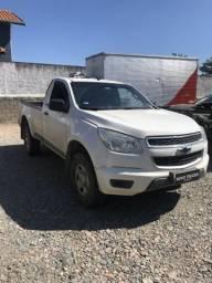 Chevrolet/s10 ls 15/15 flex power 4X2 cabine simples 2.4 completa - 2015