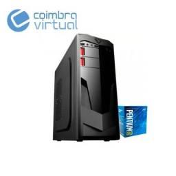 Computador Ideal para Estudos e Escritório - Intel G5400 - 4Gb DDR4 - SSD 120Gb -