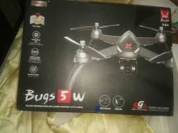 Vendo ou troco Drone Bugs 5 W