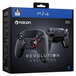 Controle Nacon Revolution Unlimited Pro - PS4