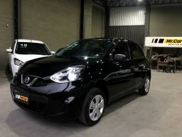 Nissan March completo!