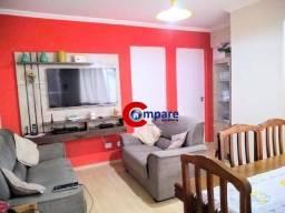 Apartamento com 2 dormitórios à venda, 50 m² por R$ 210.000,00 - Jardim Adriana - Guarulho
