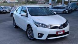 Corolla XEI 2016 - Branco Perolizado- Procedência Garantida - Troco SUV menor Valor