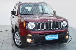 Renegade 1.8 Sport (manual) 2018 / Único dono