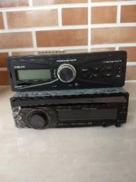 Rádio automotivo ,Pioneer ,powerpack USB comprar usado  Sao Jose dos Pinhais