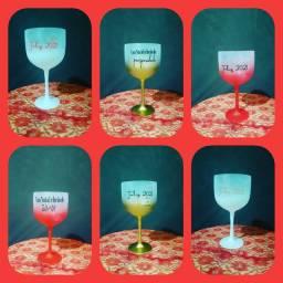Taça gin personalizada