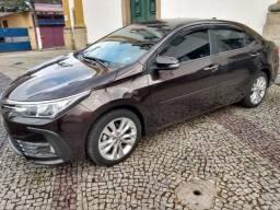 Corolla XEI - Unico Dono - Revisões Feitas - GNV G5ª - Consigo Financiamento - 2018