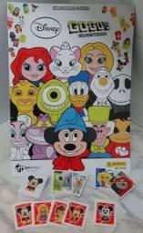 Disney Gogos - álbum e figurinhas - séries 1 e 2 - novos
