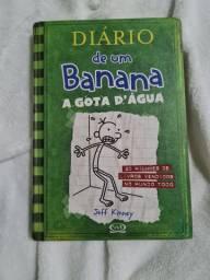 Livro: Diário de um banana - vol. 3