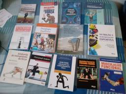 Kit de livros ed.fisica completo