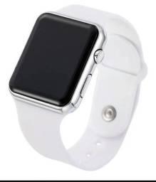Relógio pulso digital led masculino